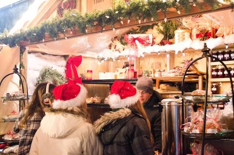 toronto christmas market | eyes/ears/mouth+lens
